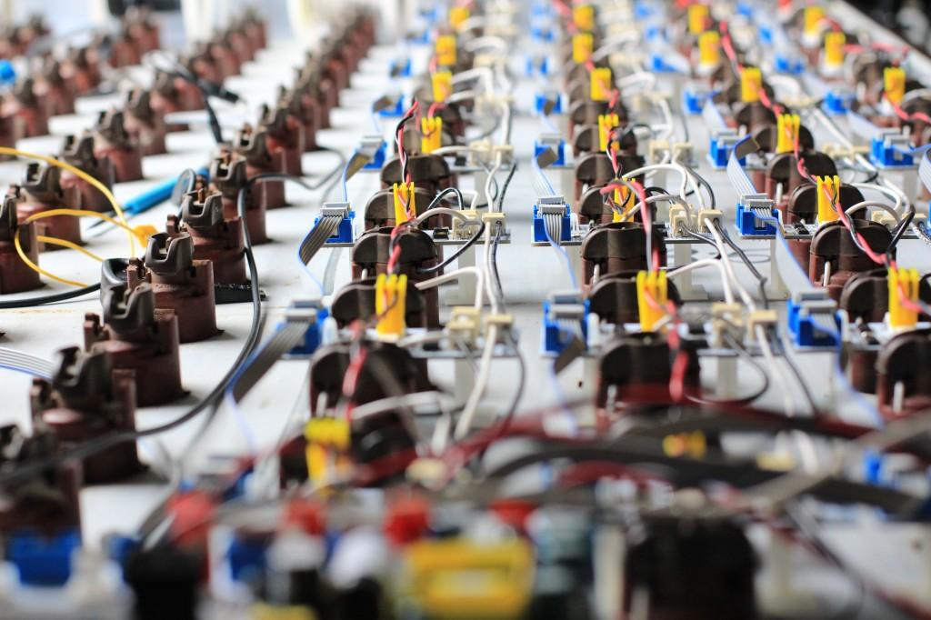 Rear circuitry